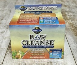 Garden of Life Vegetarian Triple Detox Pills - Raw 7 Day Cleanse Kit  EX... - $29.99