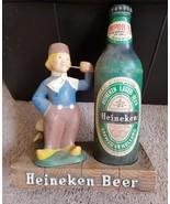 Heineken Beer Bank - Vintage - Boy and Bottle  - $176.35