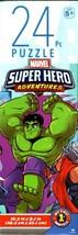 Marvel Super Hero Adventures - 24 Pieces Jigsaw Puzzle - v7 - $9.89