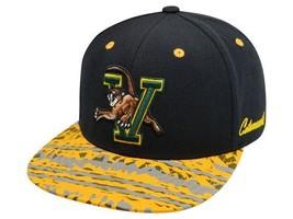 Vermont Catamounts Tow Realease NCAA Team Logo Flat Bill Snapback Cap Hat - $18.99