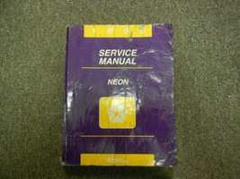 1996 DODGE PLYMOUTH NEON Service Repair Workshop Shop Manual OEM - $16.09