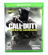 Microsoft Game Call of duty: infinite warfare - $8.99