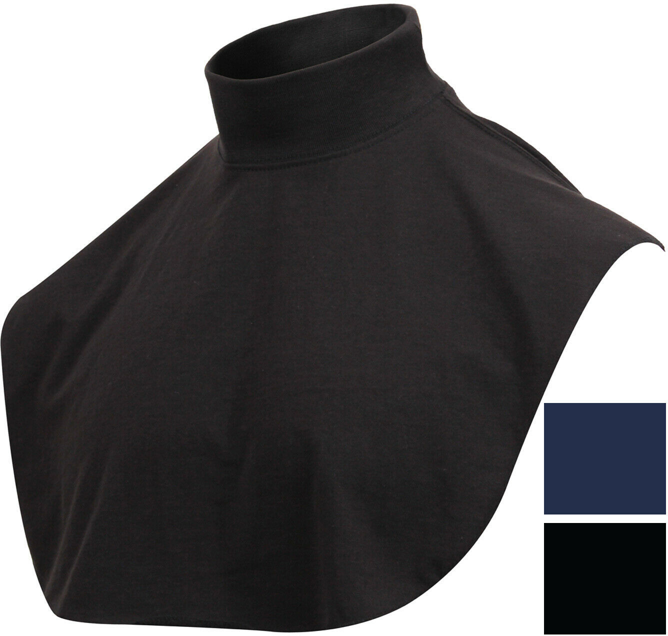 Primary image for Mock Turtleneck Dickie High Collar Warm Neck Protection Police Duty Uniform Top