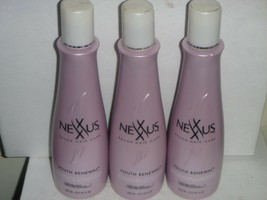 (3) Nexxus Youth Renewal Rejuvenating CONDITIONER Original Formula - $59.99