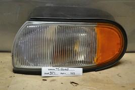 1993-1998 Nissan Quest Left Dirver Oem Front Corner Light 62 3P1 - $18.80
