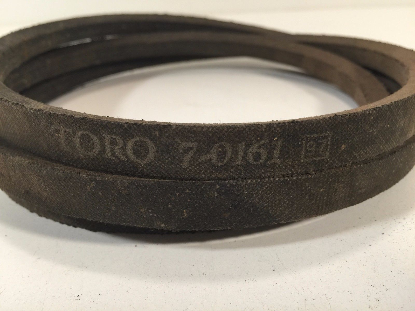 Genuine Toro 7-0161 Replacement Drive Belt New Old Stock