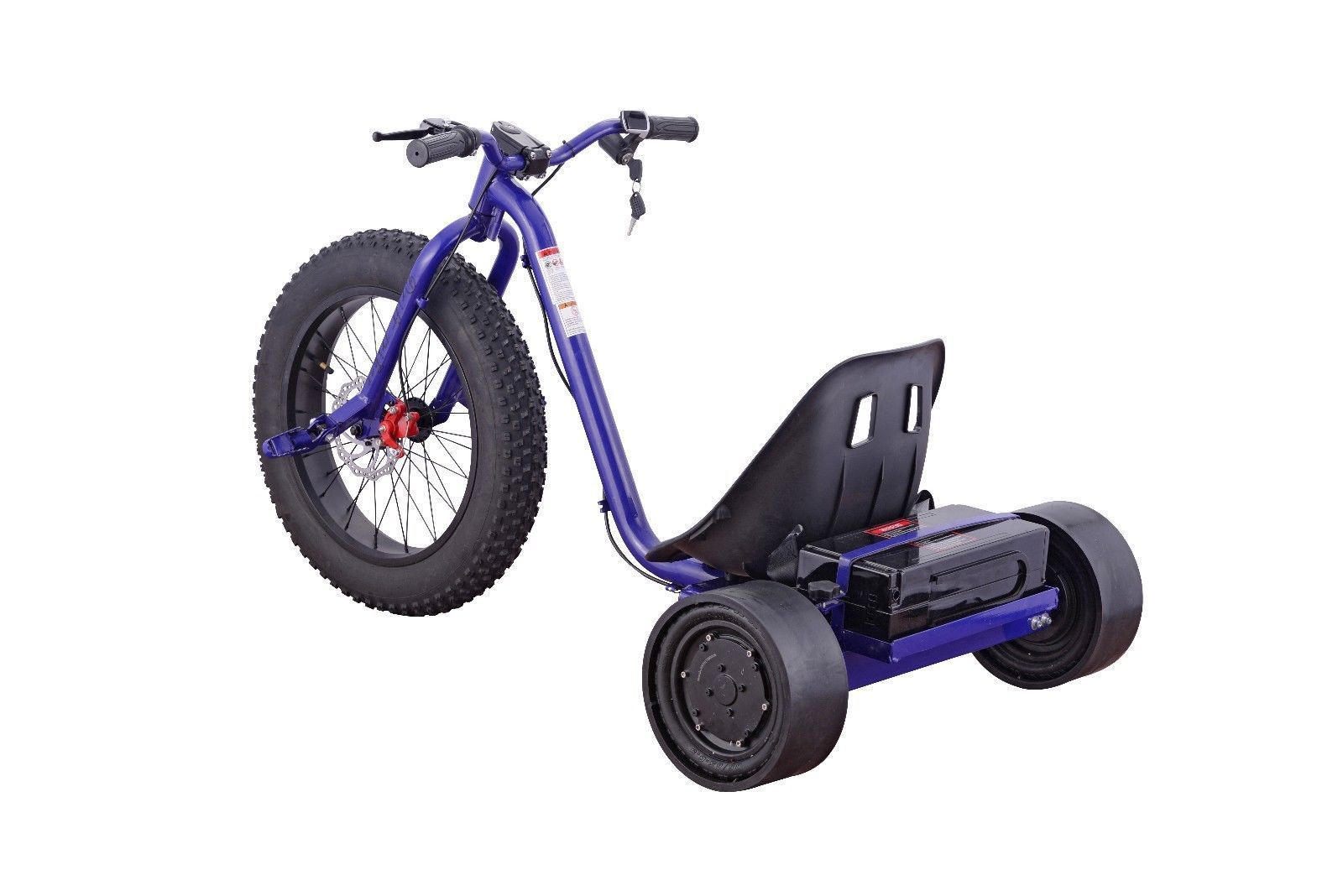 Drift Trike 36v Battery Adult Teens Drifting Tricycle Bike