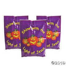 Pumpkin Shine with Jesus Halloween Bags - $15.36