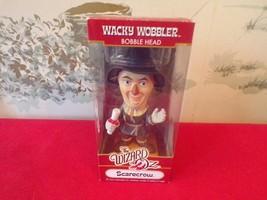 Funko Wacky Wobbler Bobblehead-The Wizard of Oz Scarecrow in original box - $17.33