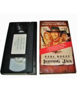LIGHTNING JACK CSR Screener VHS Video Movie Paul Hogan Screening Movie &... - $19.99