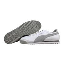 353572 5 Men's Violet White Basic Gray Puma Roma SZ 03 11 PYqvBwx6