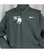 Nike HyperShield HyperAdapt Full-Zip Mens Golf Jacket XXL Water Wind Res... - $128.69
