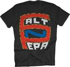 Salt-N-Pepa S-N-P Logo Hip Hop Rap Funk Tanz Pop 80er Jahre Nyc Music T-... - $21.04+