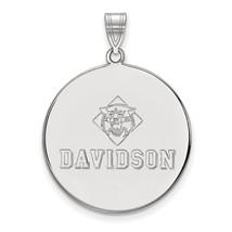 14kw LogoArt Davidson College XL Disc Pendant - $892.00