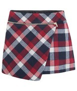 Mayoral Tween Girls Brushed Tartan Check Plaid Skirt - £34.82 GBP