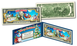 MERRY CHRISTMAS * SANTA CLAUS * XMAS OFFICIAL Genuine Legal Tender U.S. ... - $13.06