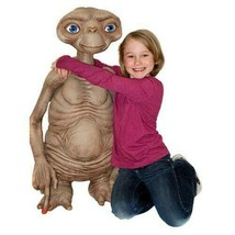E.T. the Extra Terrestrial life size halloween Stunt Puppet Prop Replica - $528.00