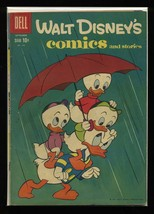 Walt Disney's Comics and Stories #240 VG 1960 Dell Carl Barks Comic Book - $11.87