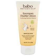 Babo Botanicals Soothing Diaper Cream 3 oz  - $15.60