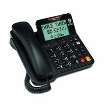 AT&T CL2940 Corded Phone with Caller ID/Call waiting, Speakerphone, XL T... - $31.67
