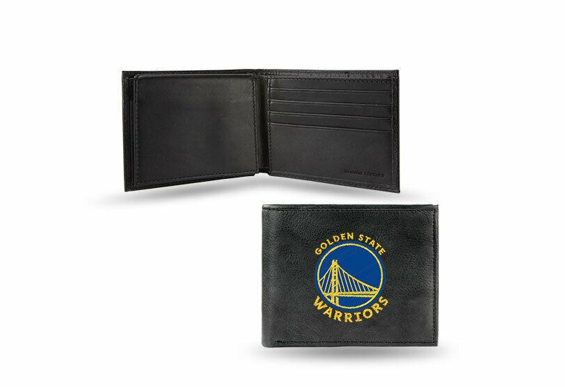 NBA Golden State Warriors Embroidered Billfold / Wallet - $33.31