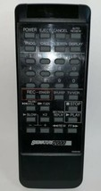 Signature 2000 G0691GE Genuine TV VCR Remote Control Tested - $7.49