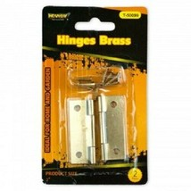 Brass Hinges (Set of 2) - $4.25
