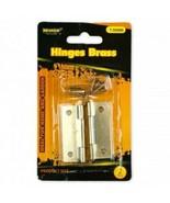 Brass Hinges (Set of 2) - $4.25