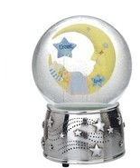 Sweet Dreams Moon Waterglobe Decoration Fun Joy Toy Kid Child Adult Comp... - $70.28