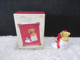 2003 Primera Navidad De BeBe Hallmark Keepsake Christmas Tree Ornament, ... - $5.99