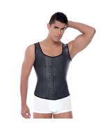 Ann Michell 2033 Men Latex Vest Abdomen Training - $64.99