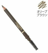 Eyebrow olive brown with Cezanne brush - $16.15