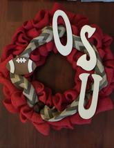 The Ohio State University Wreath - $50.00