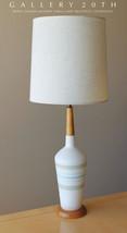 VTG DANISH MODERN TABLE LAMP! 50'S MID CENTURY RETRO HANS WEGNER DESIGNE... - €1.112,14 EUR