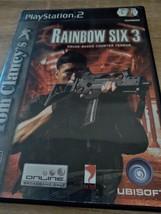 Sony PS2 Tom Clancy's Rainbow Six 3 image 1