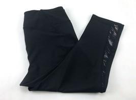 Kirkland Ladies' Active Reflective Crop Tight Size XL Black - $15.67