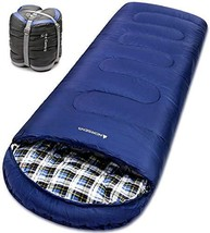 NORSENS Sleeping Bags for Adults Cold Weather 0 Degree, Lightweight Comp... - £29.59 GBP