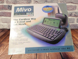 cidco mivo cordless 250 personal e-mail without the pc  made in 2001  - $18.46