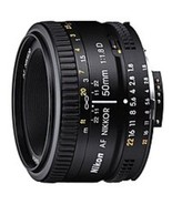 Nikon 2137 50 mm f/1.8D AF Nikkor Lens for Nikon Digital SLR Cameras - $155.83