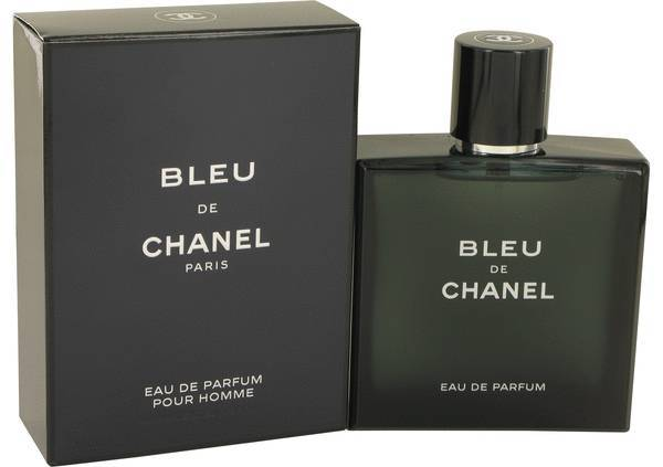 Chanel de bleu cologne