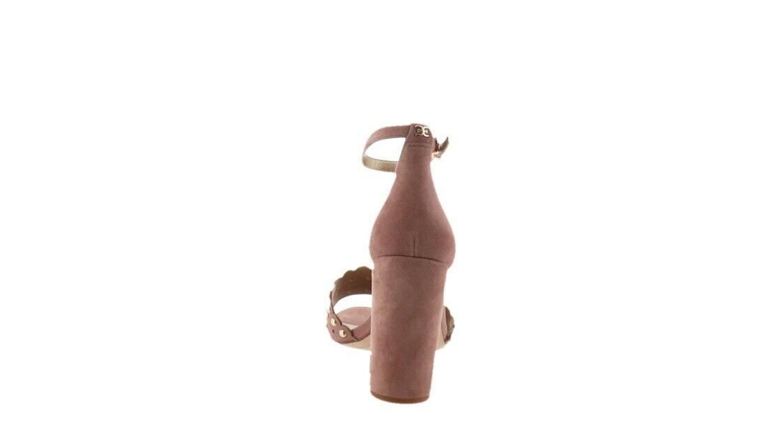 Sam Edelman Yaria Suede Sandal Studs ROSE 6 NEW 614-199