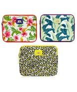 Juicy Couture Neoprene Zip Top Tablet Case - You Choose! - $34.99
