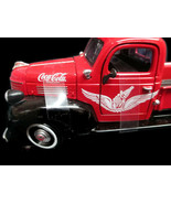 Coca-Cola 1941 Plymouth Pickup Red w/White Wings Logo 1:24- BRAND NEW - $39.60