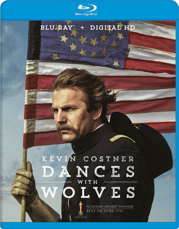 Dances With Wolves (Blu-Ray/Digital Hd/25Th Anniversary (Blu-Ray/Ws)