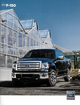2013 Ford F-150 brochure catalog US 13 King Ranch Lariat Platinum SVT RAPTOR - $8.00