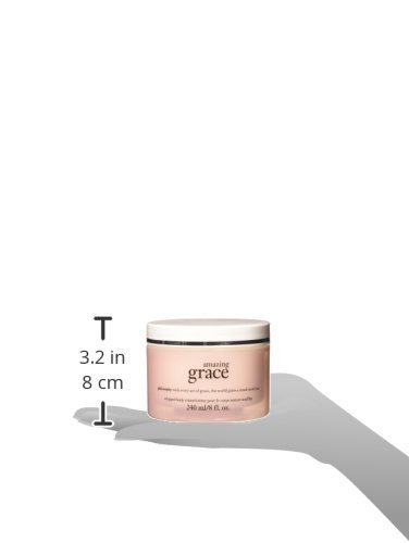 Philosophy Amazing Grace Whipped Body Creme 8 Ounce 8 Oz