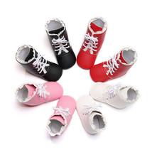 New Infant Newborn Baby Girls Crib Winter Boots Prewalker Warm Martin Sh... - $492,55 MXN
