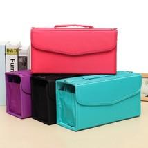 100 Hole Marker Pen Storage Case Painting Case Pouch Storage Bag Organiz... - $37.01