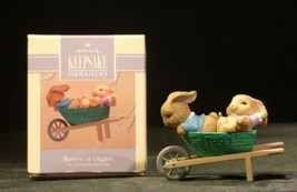 Hallmark Easter Keep Sake Collection Fine Porcelain Ornaments AA-191781Collect image 2