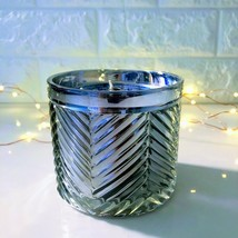 *Bath & Body Works* Iced Balsam 3-Wick Candle | Embossed Colored Glass |... - $49.45